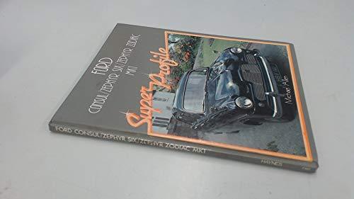 9780854294978: Ford Consul/Zephyr Six/Zephyr Zodiac Mk.I