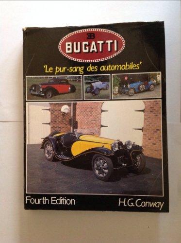 9780854295388: Bugatti: Le Pur-sang des Automobiles (Foulis motoring book)