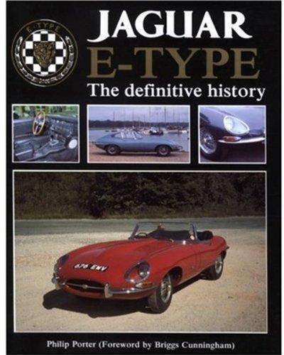 9780854295807: Jaguar E-Type: The Definitive History (Foulis Motoring Book)