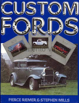 9780854295814: Custom Fords (A Foulis book)