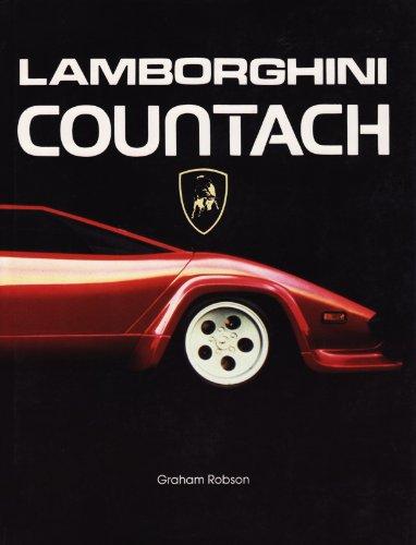 9780854295890: Lamborghini Countach