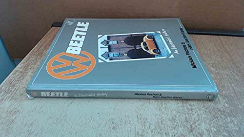 9780854295913: Vw Beetle: An Illustrated History (Foulis Motoring Book)