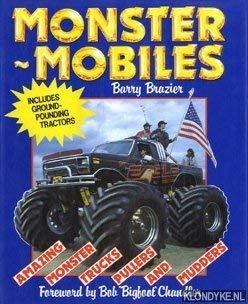 9780854295944: Monstermobiles (A Foulis motoring book)