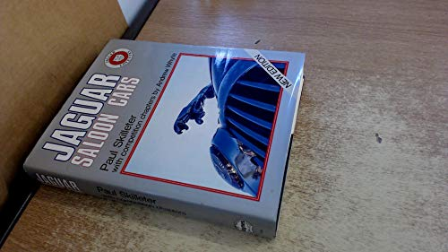 9780854295968: Jaguar Saloon Cars (A Foulis motoring book)