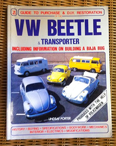 9780854296033: VW Beetle and Transporter: Guide to Purchase and D.I.Y. Restoration by