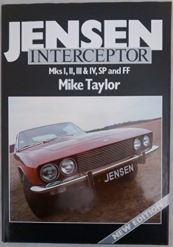 9780854296125: Jensen Interceptor (Foulis Motoring Book)