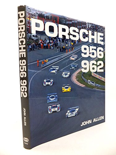 PORSCHE 956/962: Allen, John