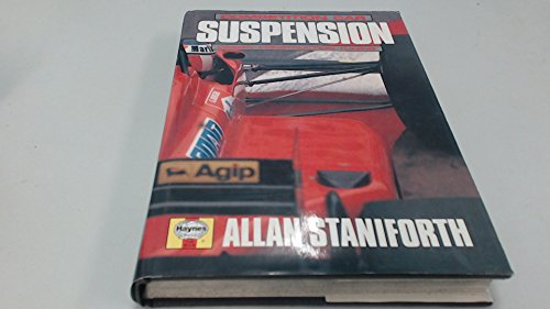 9780854296453: Competition Car Suspension (A Foulis Motoring Book)