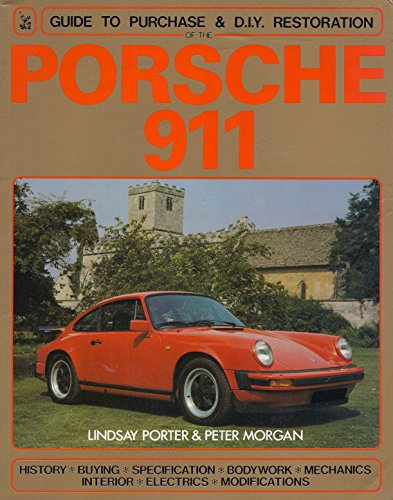 9780854296842: Porsche 911: Guide to Purchase and D.I.Y. Restoration