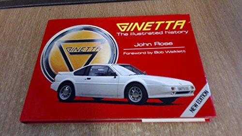 9780854296859: Ginetta-The Illustrated History
