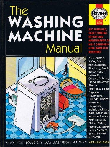 The Washing Machine Manual