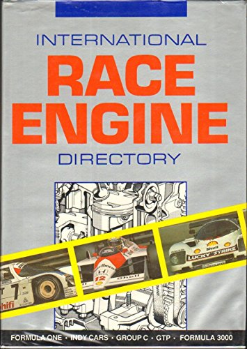 9780854297122: International Race Engine Directory (A Foulis motoring book)