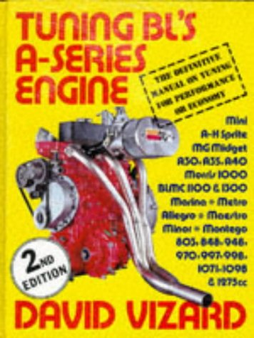 9780854297320: Tuning Bl's A-Series Engine