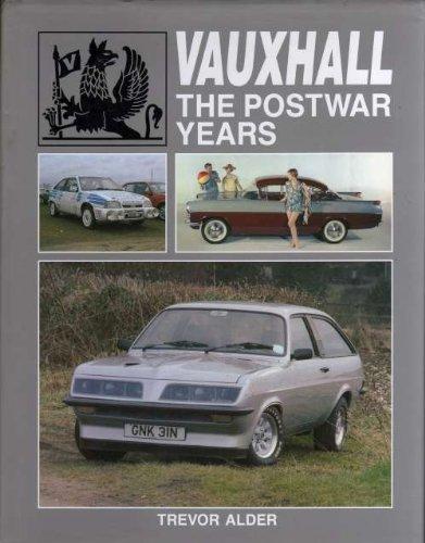 Vauxhall: The Postwar Years: Alder, Trevor
