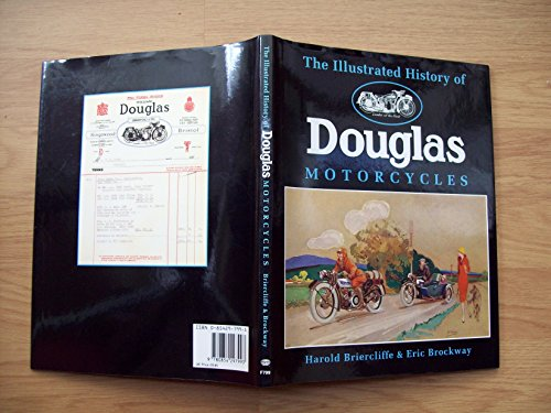 9780854297993: The Illustrated History of Douglas Motorcycles (A Foulis motorcycling book)