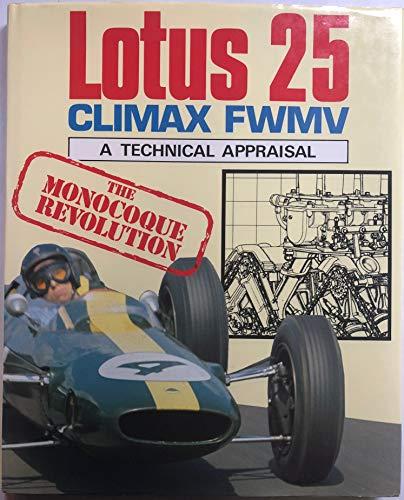 Lotus 25 Coventry Climax FWMV, a Technical: Bamsey, Ian