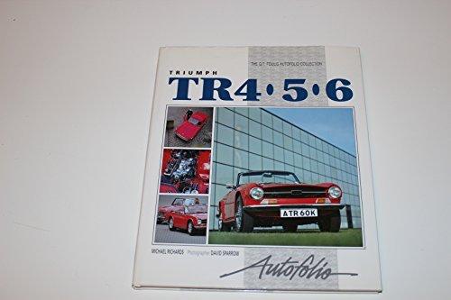 9780854298167: Triumph Tr4, 5, 6 (Autofolio Series)