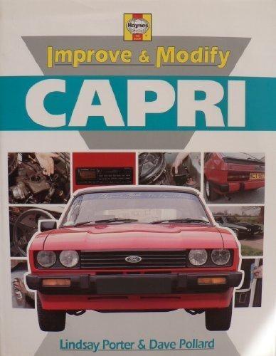 9780854298327: Improve and Modify Capri (Improve & modify)