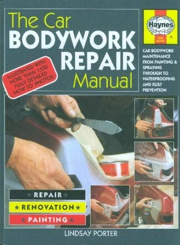 9780854299195 the car bodywork repair manual a foulis motoring rh abebooks com haynes car bodywork repair manual Haynes Manual Monte Carlo Back
