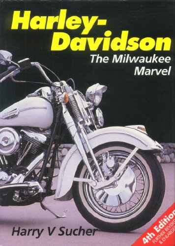 9780854299362: Harley-Davidson: The Milwaukee Marvel (A Foulis motorcycling book)