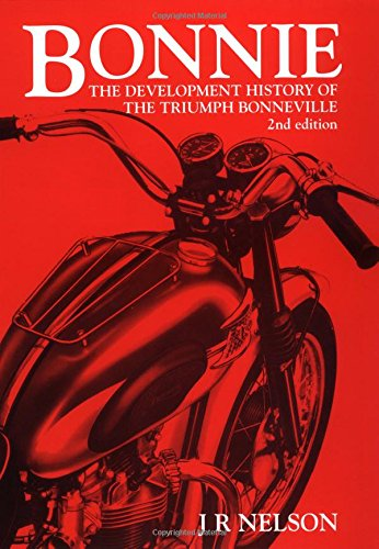 9780854299577: Bonnie: The Development of the Triumph Bonneville