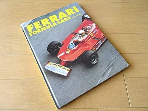 9780854299591: Ferrari Formula cars