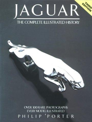 9780854299621: Jaguar, the Complete Illustrated History