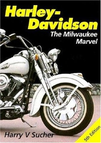 9780854299652: Harley-Davidson: The Milwaukee Marvel (Foulis Motorcycling Book)