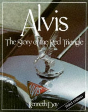 9780854299751: Alvis: The Story of the Red Triangle (Foulis Motoring Book)