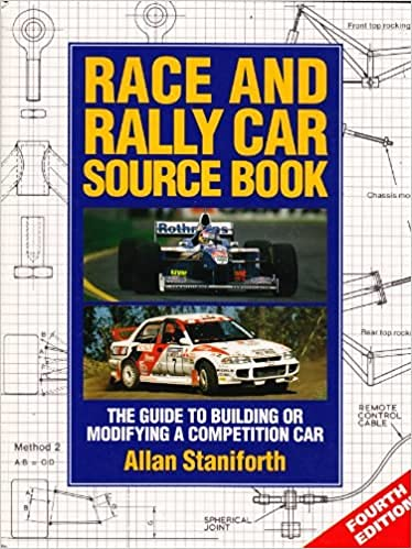 9780854299843: Race and Rally Car Sourcebook: The Guide to Building or Modifying a Competition Car