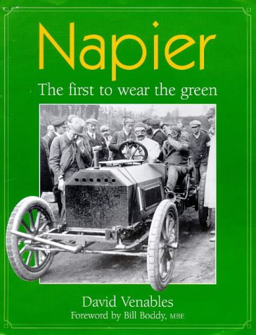 9780854299898: Napier: The First to Wear the Green