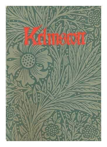KELMSCOTT: AN ILLUSTRATED GUIDE [PAPERBACK] BY DUFTY,: ARTHUR RICHARD DUFTY