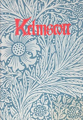 Kelmscott: An Illustrated Guide: Dufty, A.R.
