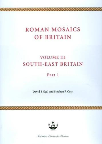 9780854312894: Roman Mosaics of Britain, Volume III: South-East Britain: South-East Britain v. 3