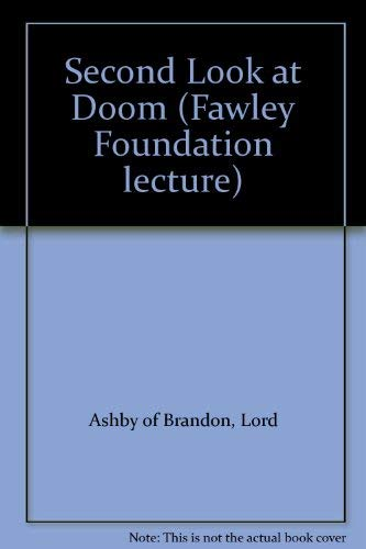 A Second Look at Doom.: Ashby, Eric