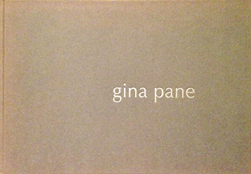 Gina Pane (9780854327638) by Blessing, Jennifer
