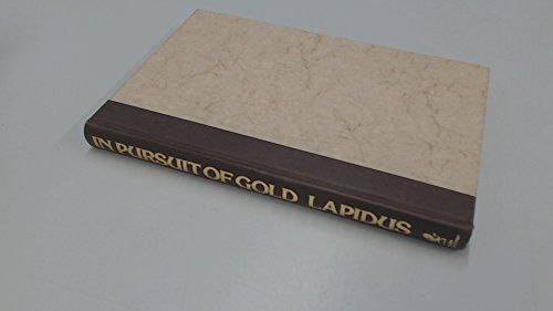 In Pursuit of Gold: Alchemy Today in: Lapidus, Stephen Skinner