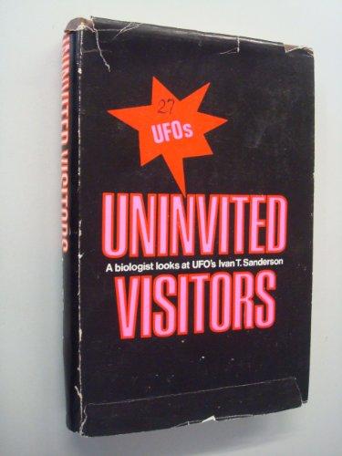 Uninvited visitors: A biologist looks at UFO's Sanderson, Ivan.