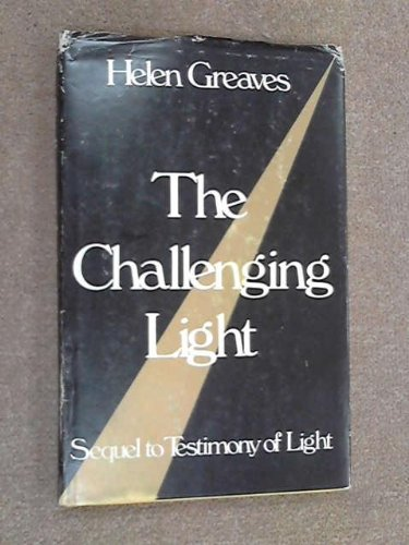 The Challenging Light: Greaves, Helen