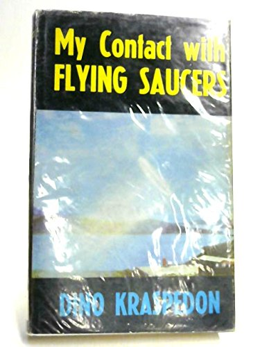 9780854352234: My Contact with Flying Saucers