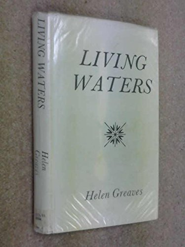 9780854352449: Living Water