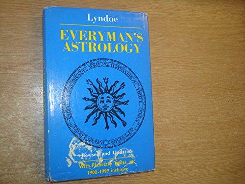 Everyman's Astrology: Lyndoe, Edward