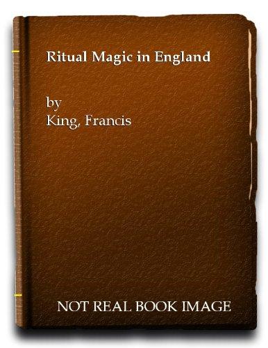 9780854354009: Ritual Magic in England