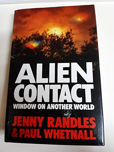 9780854354443: Alien Contact: Window on Another World