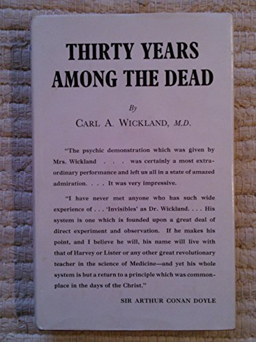 9780854370009: Thirty Years Among the Dead