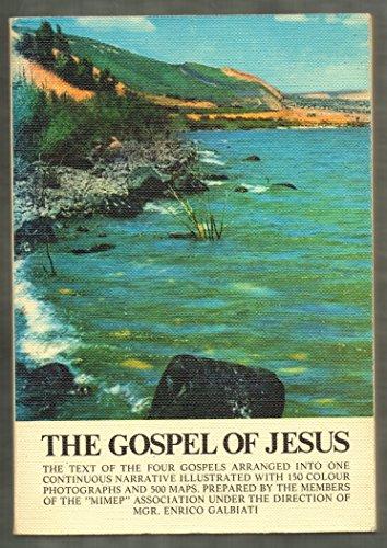 The Gospel of Jesus: Galbiati, Enrico