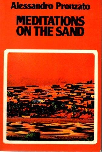 9780854392186: Meditations on the Sand