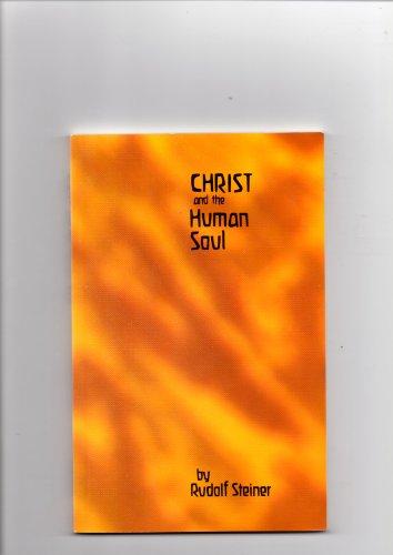 9780854400133: Christ and the Human Soul