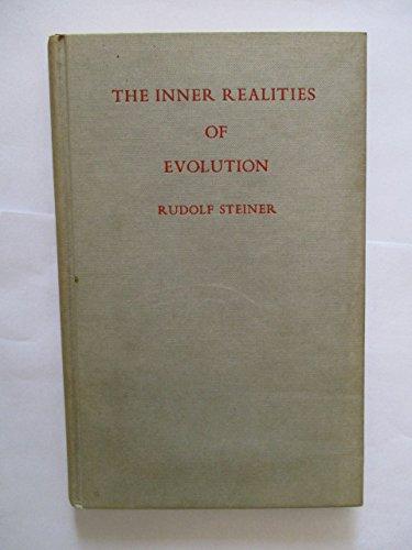 9780854400522: Inner Realities of Evolution