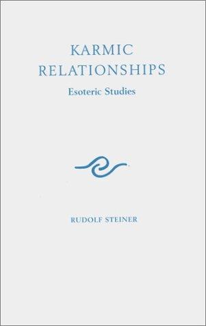 9780854403134: Karmic Relationships: Esoteric Studies, vol. 3